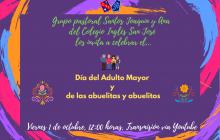 Día del Adulto Mayor y de las abuelitas y abuelitos