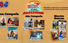 Ganadores Concurso Departamento de Lengua y Literatura